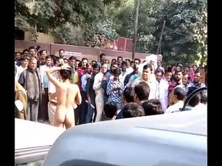 Young indian girl remove cloths due money issue
